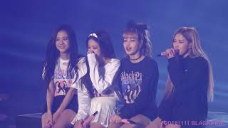 20181111 BLACKPINK CONCERT STAY ENCORE