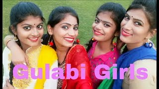 Wonderland Song   Punjabi    Dance Cover   Gulabi Girls   2018