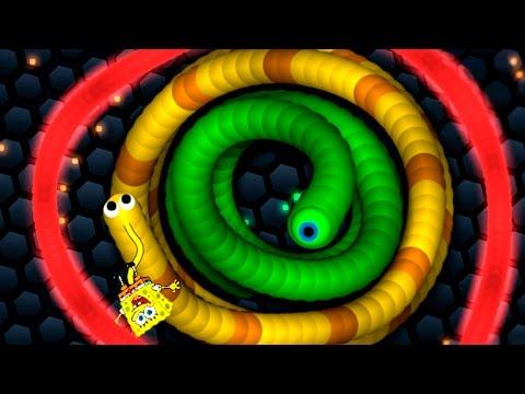 Губка Боб В 3D Геройские Штаны Spongebob Hero Pants Игра 2015
