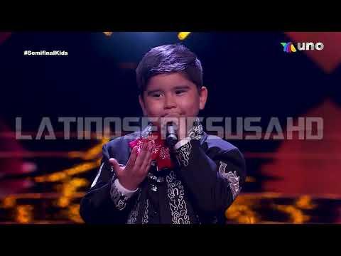 Team Camilo (Santiago Flores) La voz Kids Martes 20 De Abril 2021 Capitulo 10 Semifinal