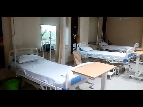 Bharati Hospital Equipment and Utilities