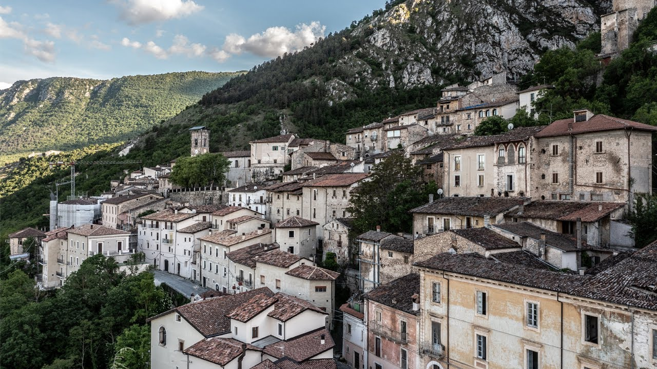Download I Explored An Abandoned Italian GHOST CITY - Hundreds of houses with everything left behind