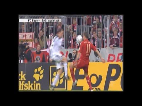 FC Bayern Vs Ingolstadt 6:0