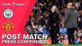 Jose Mourinho Post Match Press Conference | Manchester City 3-1 Manchester United