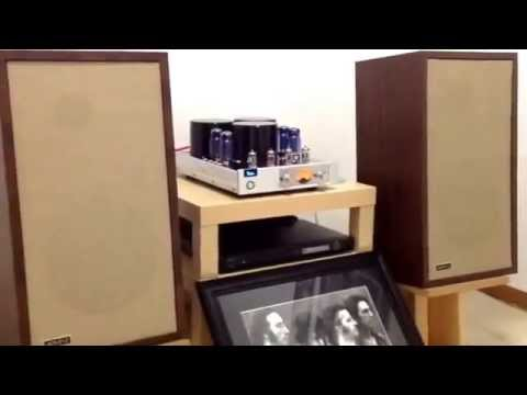 My new tube amplifier Yaqin mc-13s playing Waiting for you - Lee Ritenour