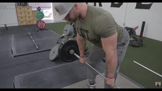 GROW YOUR LEGS   Full Routine   Bradley Martyn