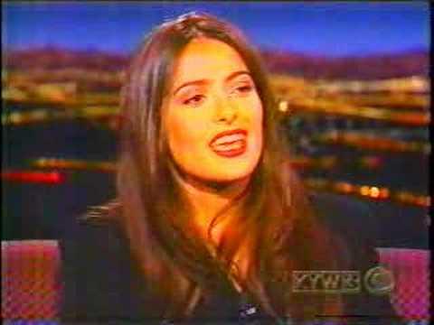Jon Stewart (Oct-96) Salma Hayek #3