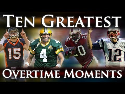 Ten Greatest Overtime Moments