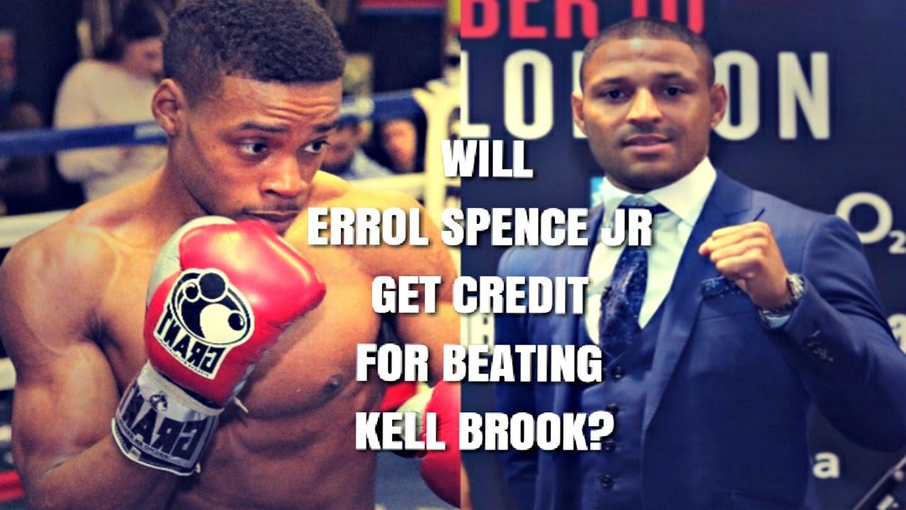 Kell Brook Errol Spence Tickets