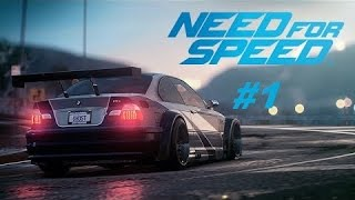 Need for Speed (2016) - Gameplay sur PC - Ep 1 - [FR]