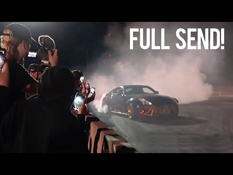 VICTORY BURNOUT OF DEATH (350Z ABUSE)
