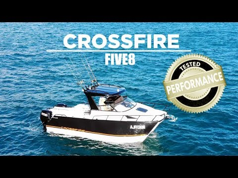 Crossfire Five8 Catamaran