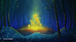 Mystical Forest Cavern ✧ 639Hz + 852Hz ✧ Embrace Love + Let Go of Overthinking and Worries