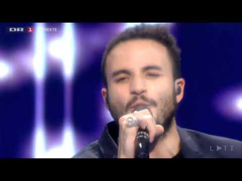 Kim Cesarion - I Love This Life (Live Performance) @ X Factor DK 2014 Final