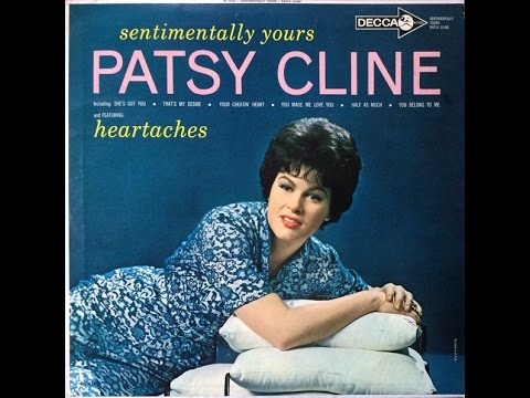 Patsy Cline – That's My Desire (1962).