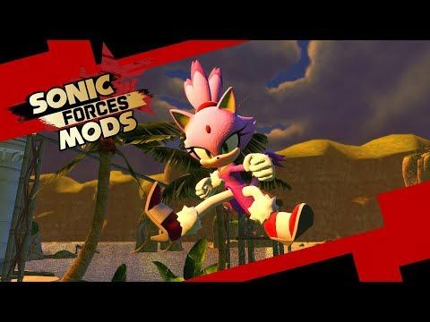 Blaze the Cat - Sonic Forces Mods