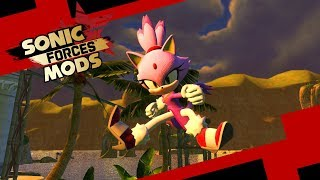 Blaze the Cat - Sonic Forces Mods