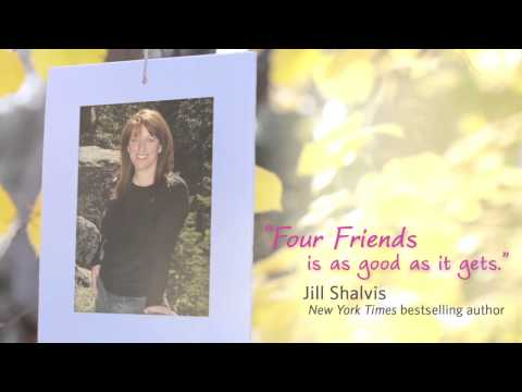 Four Friends by Robyn Carr (Book Trailer) Mp3