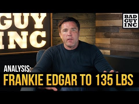 What can Alexander Gustafsson learn from Frankie Edgar...