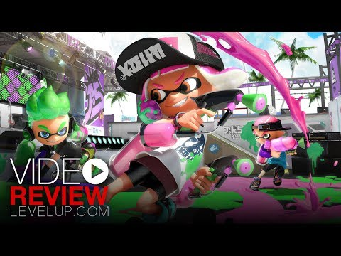 Splatoon 2: VIDEO RESEÑA