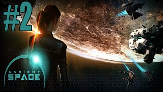 Let`s Play Ancient Space Gameplay Part/Mission 2 The Downward Spiral