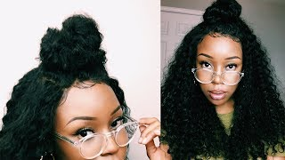 Watch Me FINESSE This 360 Lace Front Wig 💁🏽 | WowAfrican