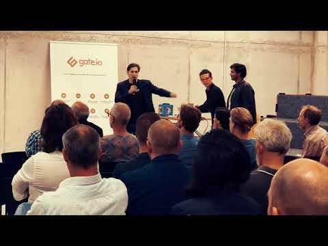 Bitcoin Wednesday @ ABN AMRO in Amsterdam | Onik Mia, MulTra GmbH
