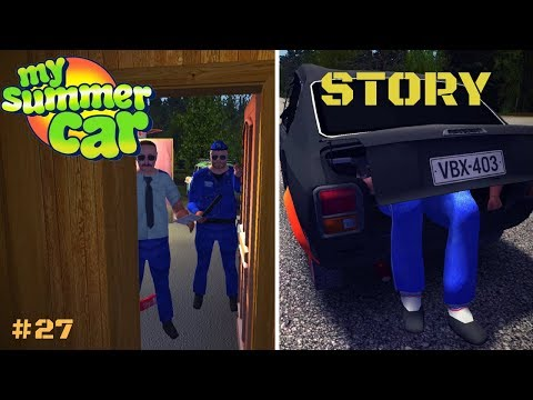 Camper Van - Stock Ferndale | My Summer Car Mods