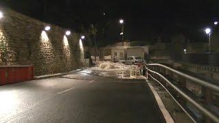 Violent orage du 10 octobre 2014 à Nîmes - vidéo complète - foudre + inondation