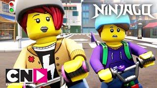 Ninjago | Gazeciarz | Cartoon Network