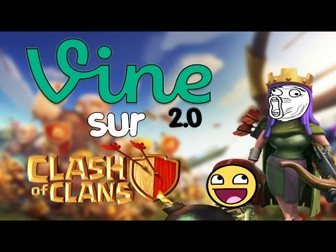 VINES sur CLASH OF CLANS