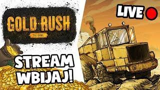 JUTRO MINECRAFT! - LIVE GOLD RUSH: THE GAME