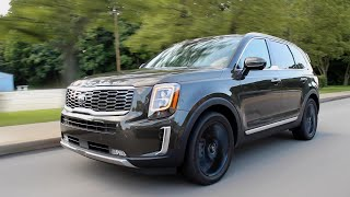 My Week with the 2020 Kia Telluride SX