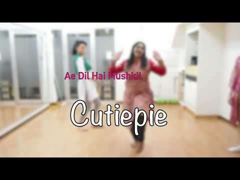 Cutiepie Dance - Ae Dil Hai Mushkil -...