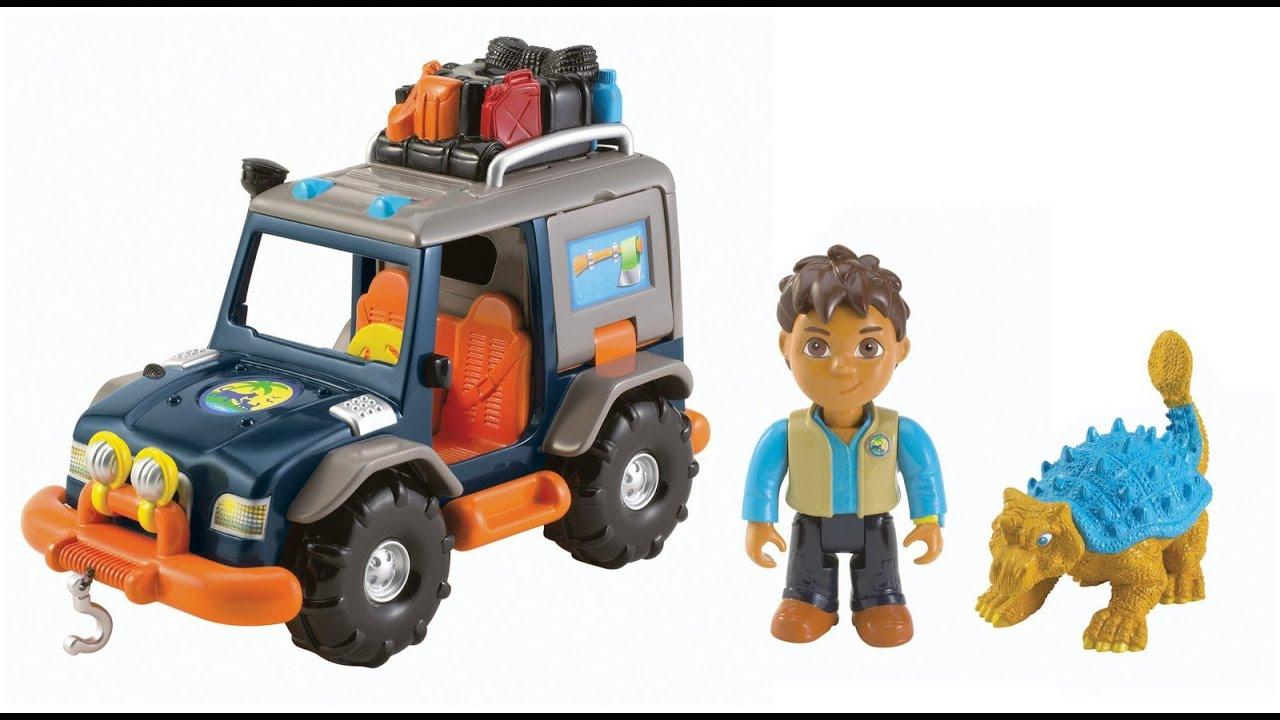 Toys Go Diego Go 36