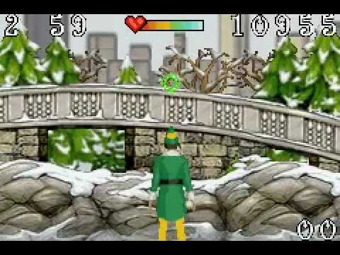 Download Game Boy Advance Longplay [041] Elf - The Movie