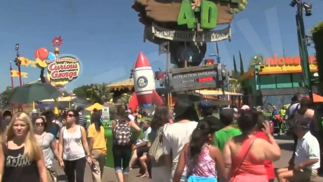Universal Studios Hollywood Igeo Tv Youtube