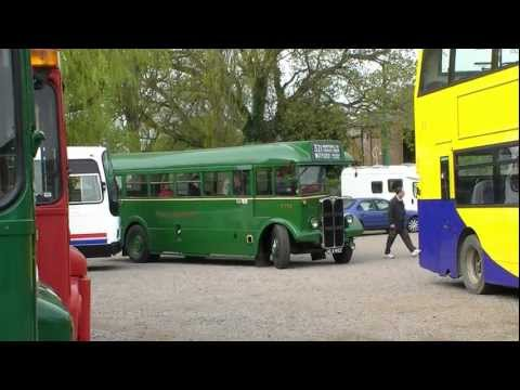 East Anglia Transport Museum 'London Event' 07.05.2012 Part 1/4