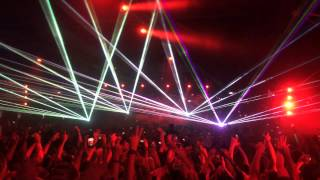 Hardwell Live Set (HD - 1080p) at NYC's Pier 94 on 12/28