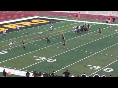 Ridge Docekal Saguaro High School QB Class of 2022 Mid-Season Highlights
