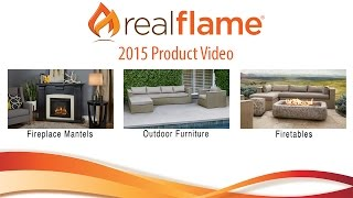 Real Flame - 2015 Product Video