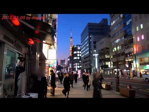 Japan Trip 2013 Tokyo Tower Omon Night view 18