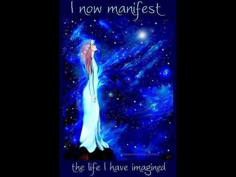 Manifest Your Wish & Abundance Affirmations ~ Music w/ 4.5hz Binaural Beat