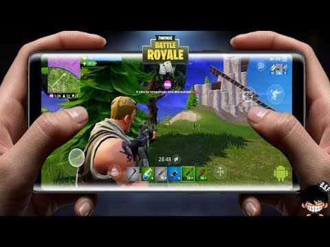 FORTNITE MOBILE OFICIAL PARA ANDROID