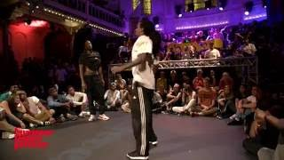 Finał Hip Hop Dance na Summer Dance Forever 2016: Kefton vs Icee