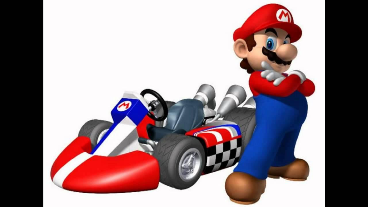 Mario voices mario kart wii youtube - Mario kart wii voiture ...