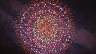 2015 Oarai Girls Und Panzer Fireworks 大洗春まつり 海楽フェスタ2015...