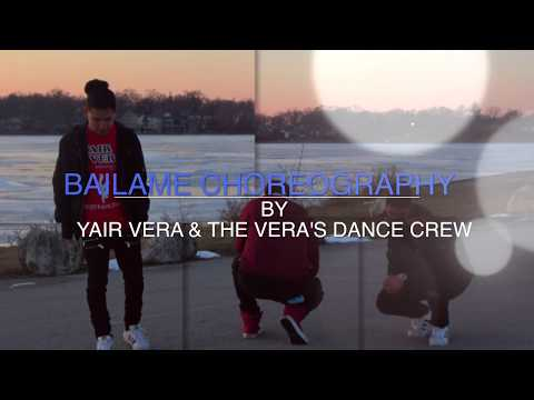 Bailame Remix Nacho ft Yandel Bad Bunny Choreography By Yair Vera & (TVDC)