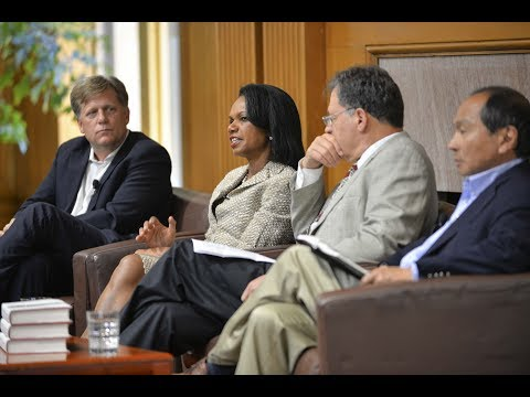 """A conversation with Condoleezza Rice on """"Democracy: Stories from the Long Road to Freedom"""""""