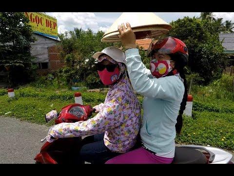 Cuộc hành trình đi tìm Chôm Chôm - Hương vị đồng quê - Bến Tre